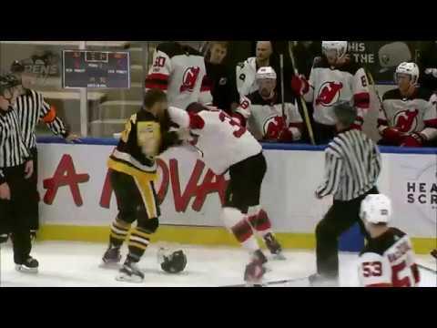 Steven Santini vs. Zach Aston-Reese