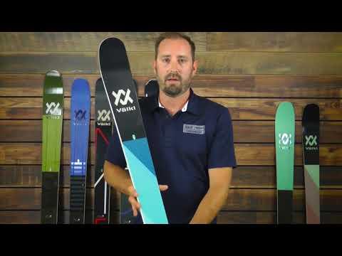 Volkl Kenja Skis - Women's