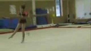 Laurine Flamion - critérium cadette Corde 2007