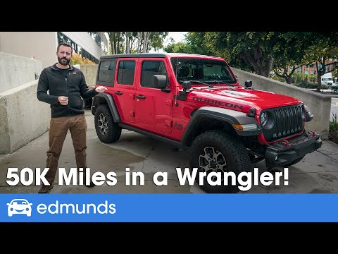 External Review Video vhdwm3Sj4Uc for Jeep Wrangler (2-door) & Wrangler Unlimited (4-door) SUV (4th gen, JL)