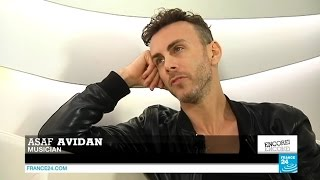 Asaf Avidan's Gold Shadow