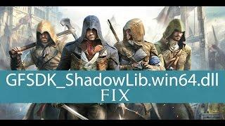 gfsdk shadowlib.win64.dll