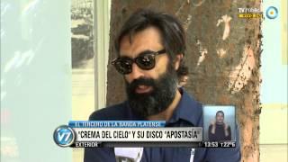 """Visión 7: Crema del Cielo y su disco """"Apostasía"""""""