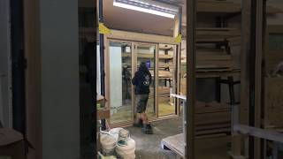 Villenew 3 Panel Folding Wall