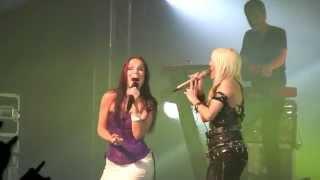 MFVF 2009 - Tarja and Doro The Seer  HD