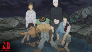 Japan Sinks: 2020 English Dub | Netflix Anime Clip: Rap Your Feelings Out