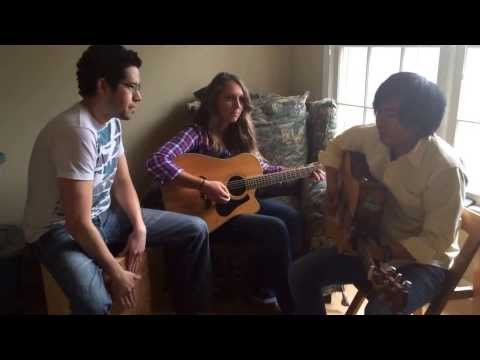 Chip McGuire, Hailey Fletcher and Jason Medina- We Were Us cover.