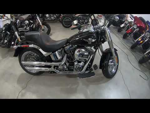 2016 Harley-Davidson Softail Fat Boy 103 FLSTF