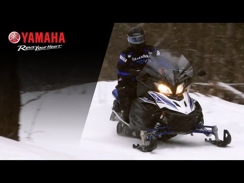 2021 Yamaha RS Venture TF in Mio, Michigan - Video 1