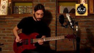 Cómo tocar A Fuego- Extremoduro (tutorial guitarra/ guitar lesson) NIVEL INTERMEDIO-ALTO