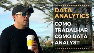 Por que Você Precisa Aprender Data Analytics