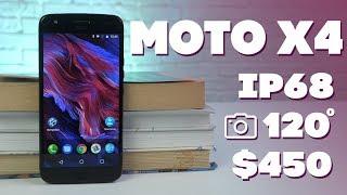 Moto X4. Cтоит своих денег!