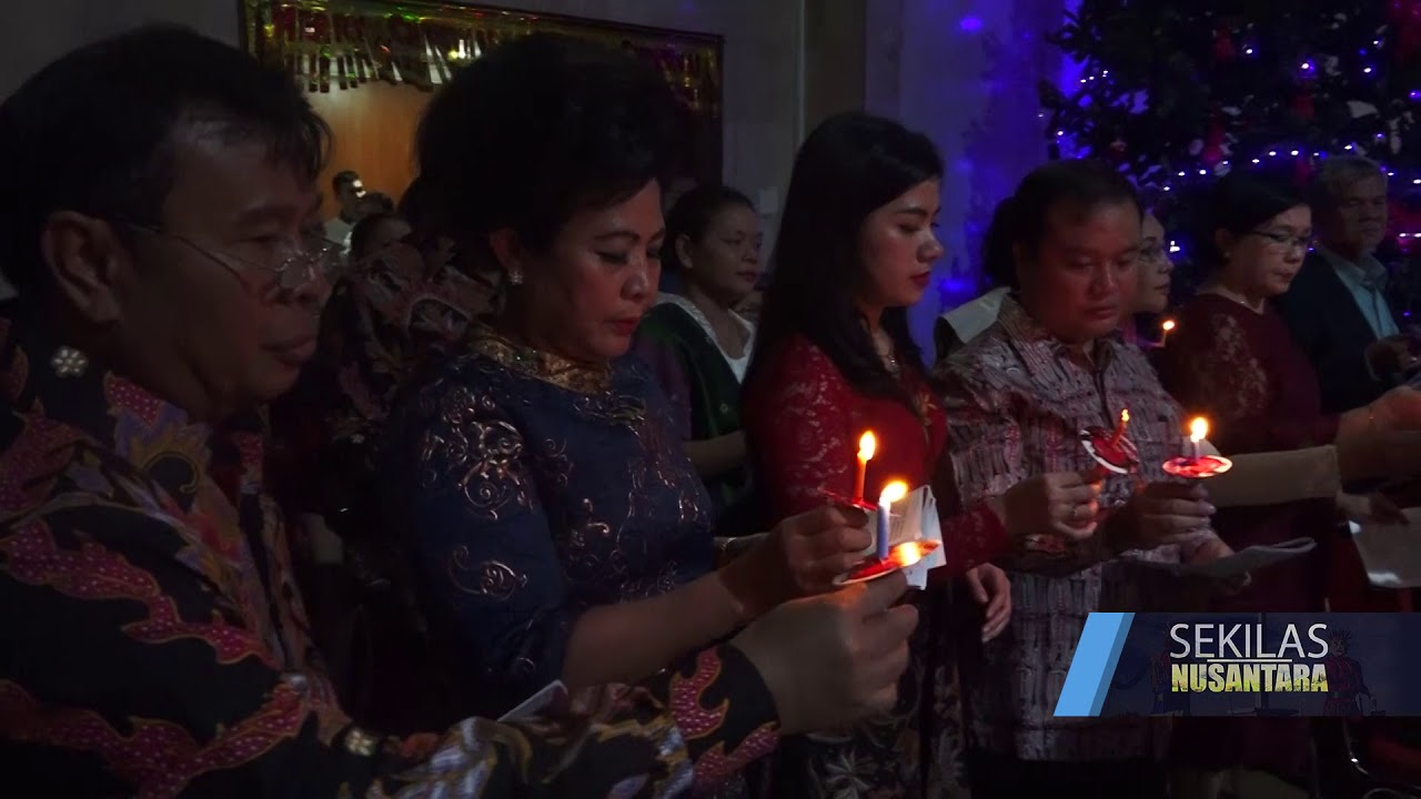 Natal 2017, Masyarakat Semakin Mendekatkan Diri Kepada Tuhan
