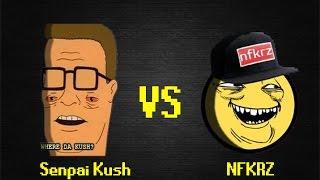 Senpai Kush vs NFKRZ