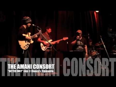 The Amani Consort live @ Clancy's