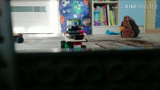 Великая Отечественная война Лего танковый бой 2 серия.