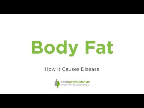 Video Body Fat: How it Causes Disease