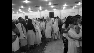 Ethiopian Wedding RIY 2012 ሰርግ በውጭ  ይህን ይመስላል