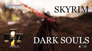 SKYRIM DARK SOULS MODS | FULL LIST