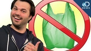 Paper or Plastic: Which Bags Hurt the Environment More