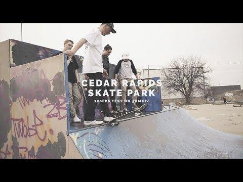 Cedar Rapids Skate Park