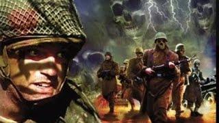 OBLĘŻENI cały film -Dwóch amerykańskich żołnierzy i kilku cywili kontra oddział rozwścieczonych Niemców….