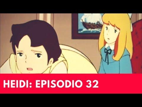 Heidi: Episodio 32- Una noche agitada