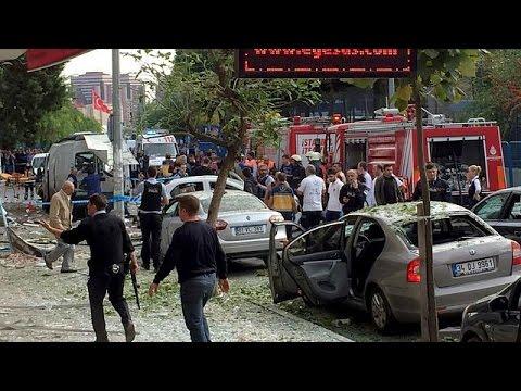 Έκρηξη με τραυματίες κοντά σε αστυνομικό τμήμα στην Κωνσταντινούπολη
