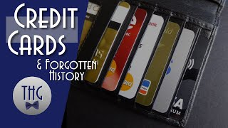 History In Plastic: Credit Cards