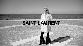 Видео дня: Кейт Мосс в рекламном ролике Saint Laurent