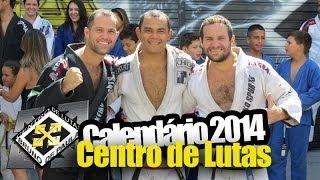 Tradicional foto do Calendário 2014 - Centro de Lutas