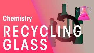 How is plastic and glass recycled
