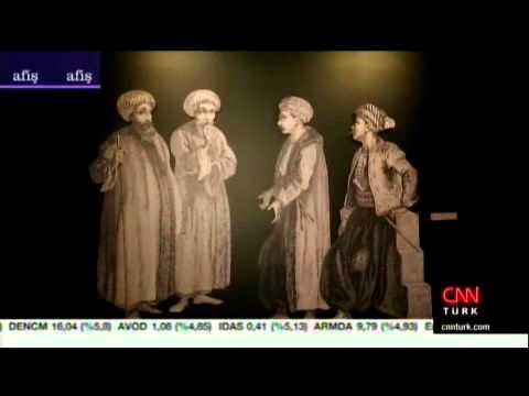 CNN Türk Afiş - Geçmişten Günümüze Piyalepaşa Sergisi