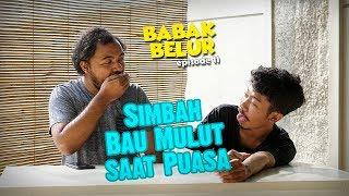 BABAK BELUR EPS 11 - Bebek Pingsan Gara-gara Bau Mulut Simbah yang Sahurnya Makan Jengkol