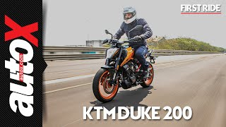 2020 KTM Duke 200 Video Review
