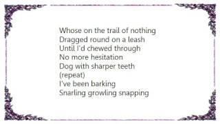 Daisy Chainsaw - Dog With Sharper Teeth Lyrics