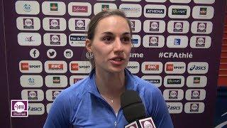 Ninon Guillon-Romarin : « Je suis capable de sauter haut »