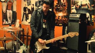 "Angels And Airwaves ""One Last Thing"" Guitar Cover NEW LOVE PART II"