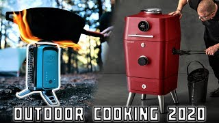 Top 10 Innovative Outdoor Cooking Gadgets and Smart Coolers in 2020