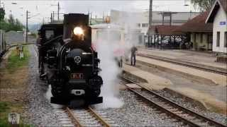 preview picture of video 'Mariazellerbahn Ober Grafendorf -  4 Mai 2013'
