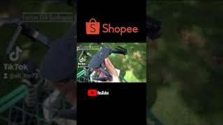Дрон Eachine E58 WIFI FPV с широкоугольным HD 1080P/720P/480P #shorts