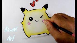kawaii art видео Видео