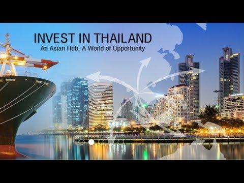 Thái Lan giảm 50% thuế hút công ti từ Trung Quốc