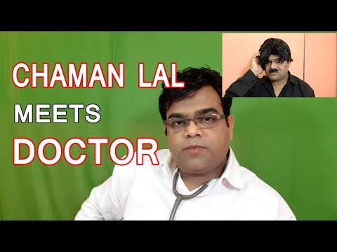 Chamanlal Meets Doctor | RD Ki Wines | Funny Comedy Video