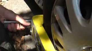 Removing a NYC boot from your car (legally)