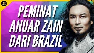 Bila Resah & Temubual Bersama Peminat Anuar Zain dari Brazil