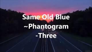 Same Old Blues- Phantogram lyrics