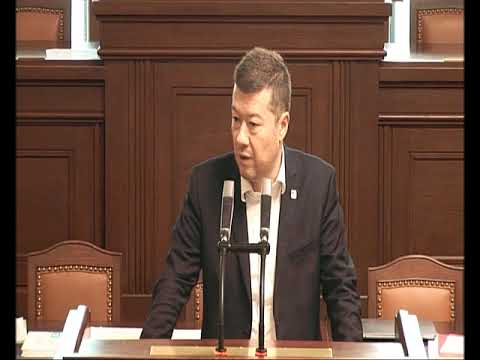Tomio Okamura: Poslanci jiných stran se vysmáli návrhu SPD na zamrazení platů