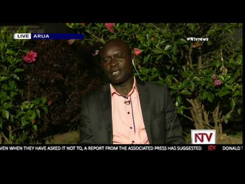 NEWS NIGHT:  No one has been disqualified in Arua Election -Justice Byamukama