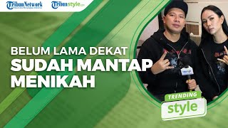 Trending Style - Asmara Kalina Ocktaranny dan Vicky Prasetyo, Belum Lama Dekat Sudah Mantap Menikah
